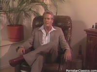 Очаровательная порнозвезда восьмидесятых годов