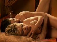 Романтический вечер с блондинкой